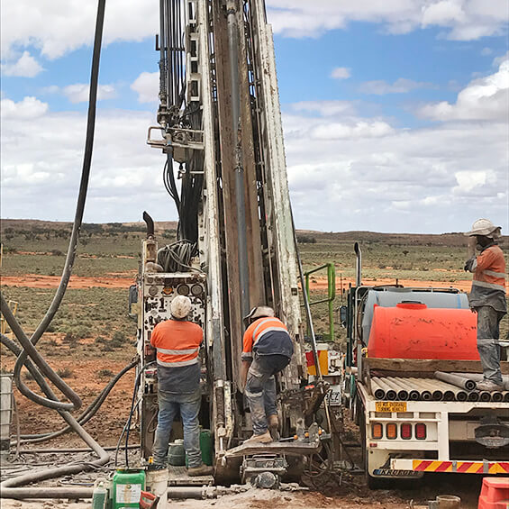 RC Drilling