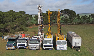 Drilling Rig Specifications Mineral Exploration - MJ Drilling