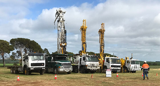 Mineral Exploration Drilling Rig 3 Specifications - MJ Drilling Adelaide