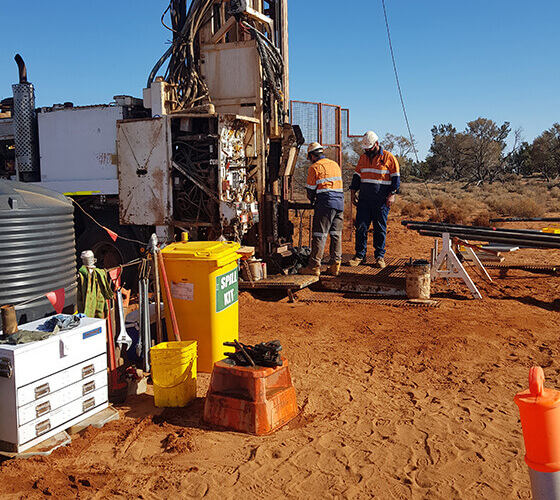 Mining Health Safety Environment - MJ Drilling