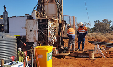 Mining Mineral Exploration Work Health Safety - MJ Drilling