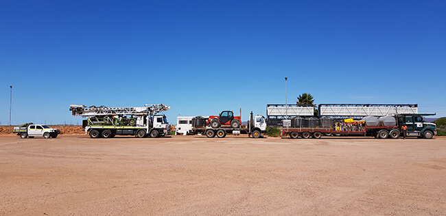 Contact MJ Drilling - Mineral Exploration Western Australia