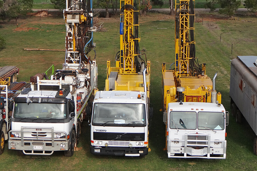 Mineral Exploration Rigs Equipment - MJ Drilling