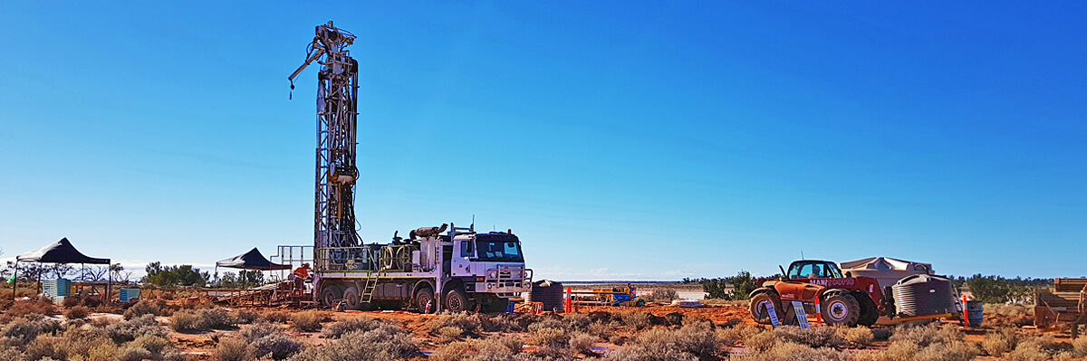 Drilling Mineral Exploration - MJ Drilling Adelaide