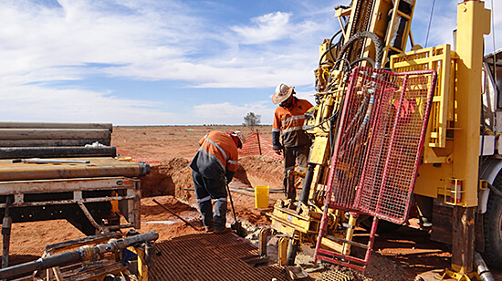 Mud Rotary Drilling - MJ Drilling Mineral Exploration