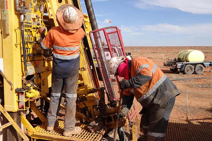Rotary Mud Drilling Australia