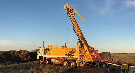 Mineral Exploration Drilling - Rig 2
