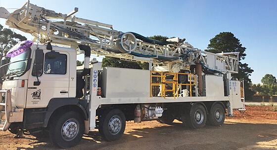 Mineral Exploration Drilling - Rig 4