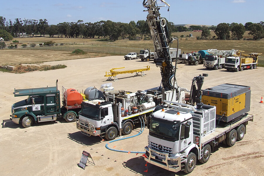 RC Drilling Reverse Circulation Mineral Exploration
