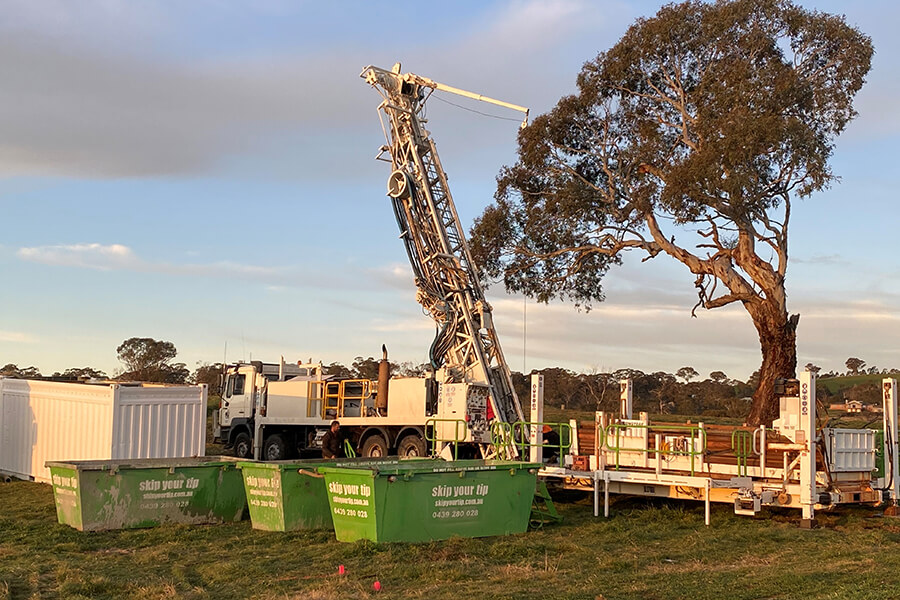 Drilling & Mineral Exploration South Australia