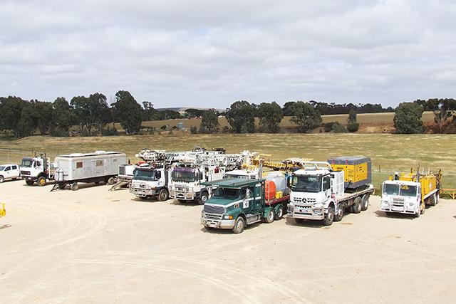MJ Drilling Fleet & Equipment